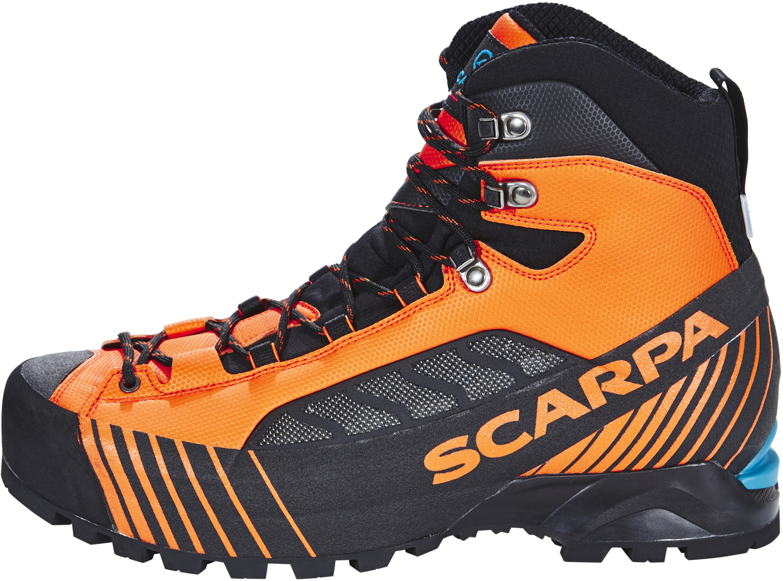 separation shoes d484a 2cb9d Scarpa Ribelle Lite OD Scarpe Uomo arancione nero